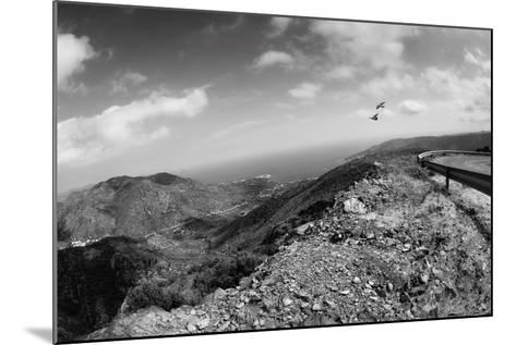 Silence Creus-Sebastien Lory-Mounted Photographic Print