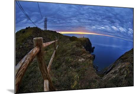 Lighthouse-Sebastien Lory-Mounted Photographic Print