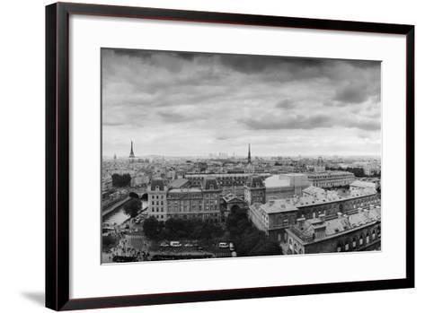 Boring in Paris-Moises Levy-Framed Art Print