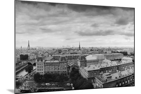 Boring in Paris-Moises Levy-Mounted Photographic Print