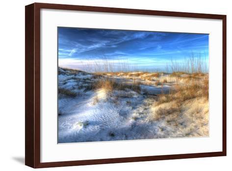Small Dunes-Robert Goldwitz-Framed Art Print