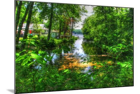 Pond Cove-Robert Goldwitz-Mounted Photographic Print
