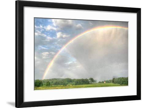 Rainbow Series 2013-Robert Goldwitz-Framed Art Print