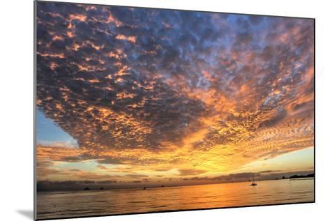 Key West Hobie Sunset-Robert Goldwitz-Mounted Photographic Print