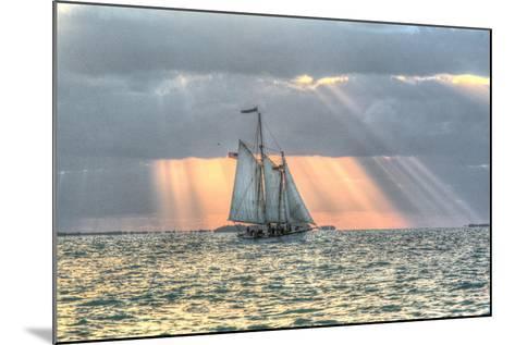 Key West Sunset XV-Robert Goldwitz-Mounted Photographic Print