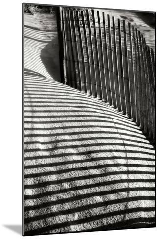 Dunes Fence VI-Alan Hausenflock-Mounted Photographic Print