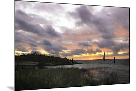 East Bay Sunrise I-Alan Hausenflock-Mounted Photographic Print