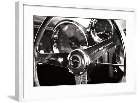 Classic Dash IV-Alan Hausenflock-Framed Art Print