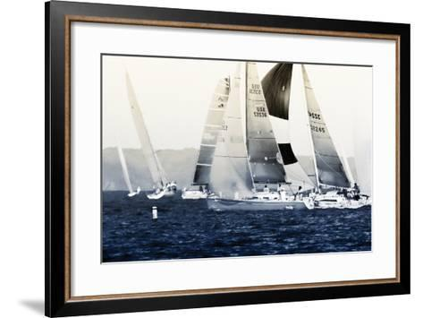 Ready for the Race II-Alan Hausenflock-Framed Art Print