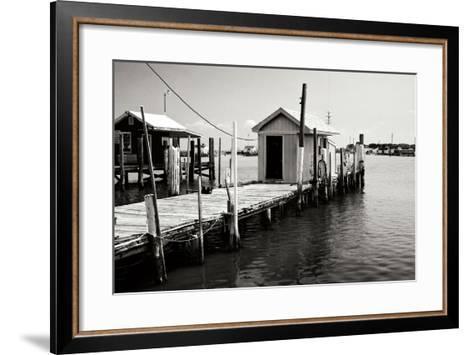 Tangier Island 4-Alan Hausenflock-Framed Art Print