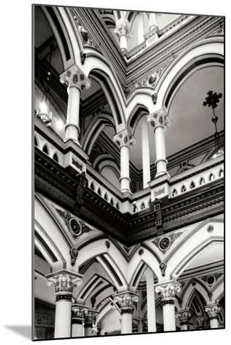 Moorish Balconies II-Alan Hausenflock-Mounted Photographic Print