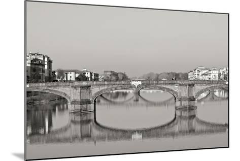 Tuscan Bridge III-Rita Crane-Mounted Photographic Print
