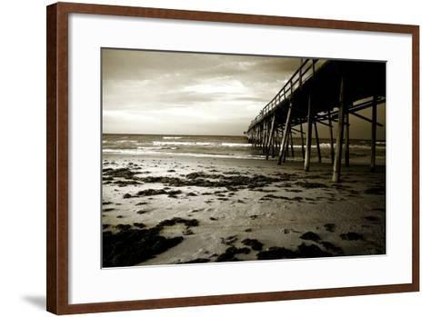 Under the Pier I-Alan Hausenflock-Framed Art Print