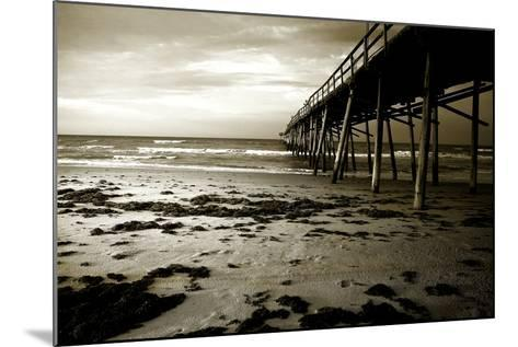 Under the Pier I-Alan Hausenflock-Mounted Photographic Print
