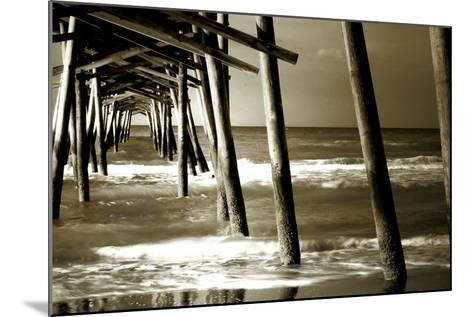 Under the Pier II-Alan Hausenflock-Mounted Photographic Print