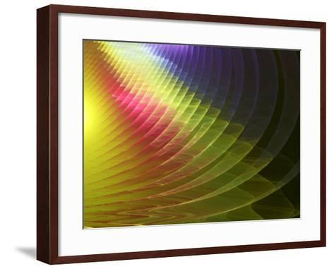 Arches of Color II-Alan Hausenflock-Framed Art Print