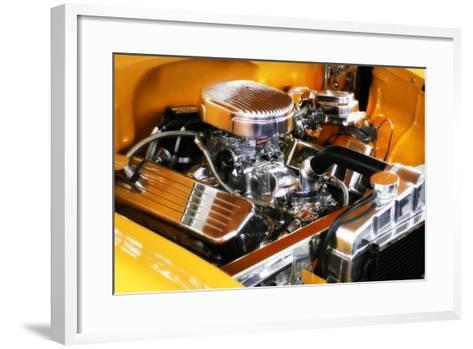 Street Rod I-Alan Hausenflock-Framed Art Print