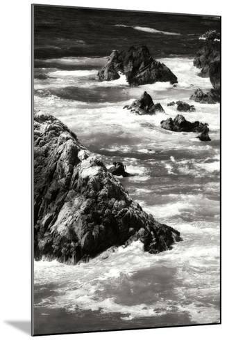 Garrapata Highlands 6 BW-Alan Hausenflock-Mounted Photographic Print