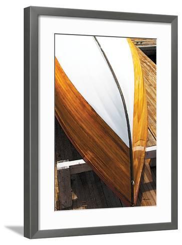 New Boat II-Alan Hausenflock-Framed Art Print