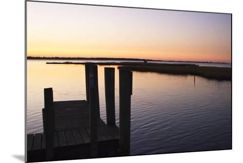 Chincoteague Sunrise 2-Alan Hausenflock-Mounted Photographic Print