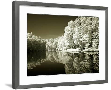 Ayer's Lake I-Alan Hausenflock-Framed Art Print