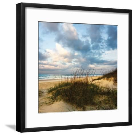 Cotton Candy Sunrise Sq II-Alan Hausenflock-Framed Art Print