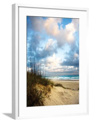 Cotton Candy Sunrise 1-Alan Hausenflock-Framed Art Print