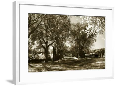 Autumn Foothills 6-Alan Hausenflock-Framed Art Print