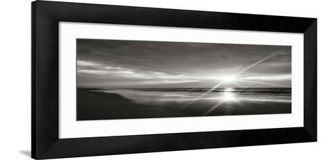 Beauteous Light Panel BW II-Alan Hausenflock-Framed Art Print