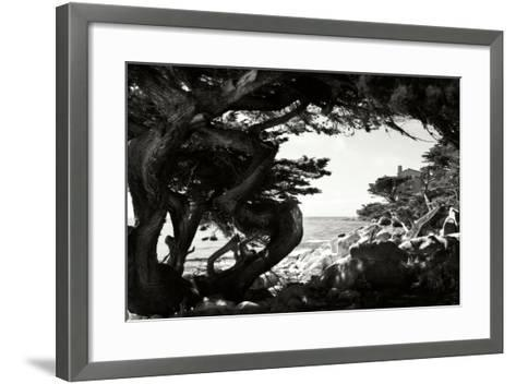 Ocean View I-Alan Hausenflock-Framed Art Print