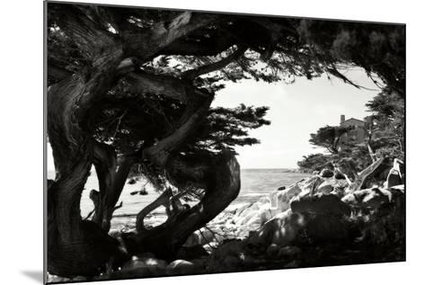 Ocean View I-Alan Hausenflock-Mounted Photographic Print
