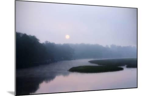Fog on the Mattaponi 1-Alan Hausenflock-Mounted Photographic Print