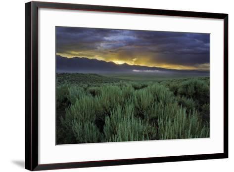 Benton Crossing II-Mark Geistweite-Framed Art Print
