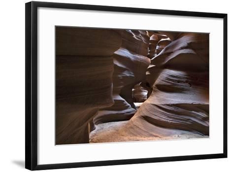 Upper Antelope V-Larry Malvin-Framed Art Print
