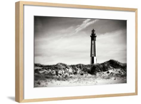 Cape Henry Light VI-Alan Hausenflock-Framed Art Print
