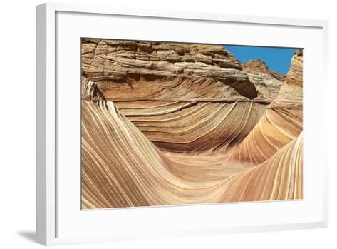 Wave Walls-Larry Malvin-Framed Art Print