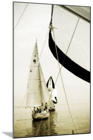 River Sailors II-Alan Hausenflock-Mounted Photographic Print