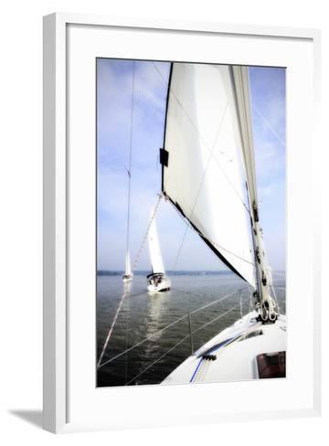 Quantico Fleet IV-Alan Hausenflock-Framed Art Print