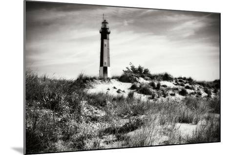 Cape Henry Light V-Alan Hausenflock-Mounted Photographic Print