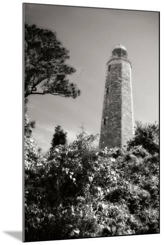 Old Cape Henry Light II-Alan Hausenflock-Mounted Photographic Print