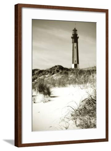 Cape Henry Light II-Alan Hausenflock-Framed Art Print