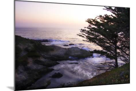Carmel Highlands Sunset II-Alan Hausenflock-Mounted Photographic Print