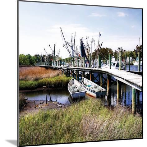 Marsh Harbor Square II-Alan Hausenflock-Mounted Photographic Print