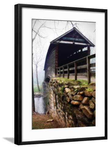Humpback Bridge IV-Alan Hausenflock-Framed Art Print