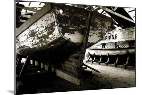 Boat House 3-Alan Hausenflock-Mounted Photographic Print