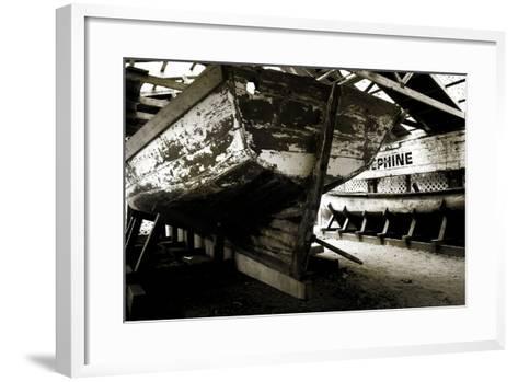 Boat House 3-Alan Hausenflock-Framed Art Print