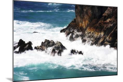 Churning Surf II-Alan Hausenflock-Mounted Photographic Print