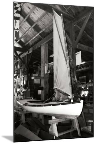 Boat Works II-Alan Hausenflock-Mounted Photographic Print