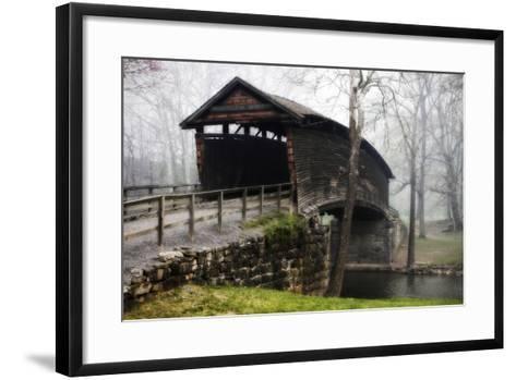 Humpback Bridge I-Alan Hausenflock-Framed Art Print
