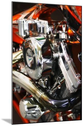 Custom Chopper I-Alan Hausenflock-Mounted Photographic Print